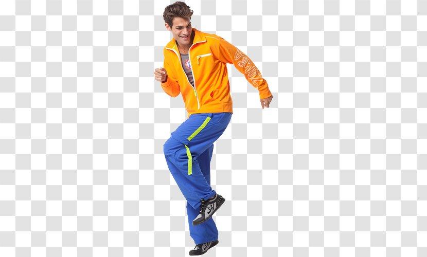 Clothing Zumba Sport Dance Shoe - Sports Uniform - Hombre Transparent PNG