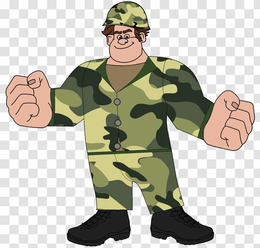 vanellope von schweetz rancis fluggerbutter animation soldier thumb camouflage uniform transparent png camouflage uniform transparent png