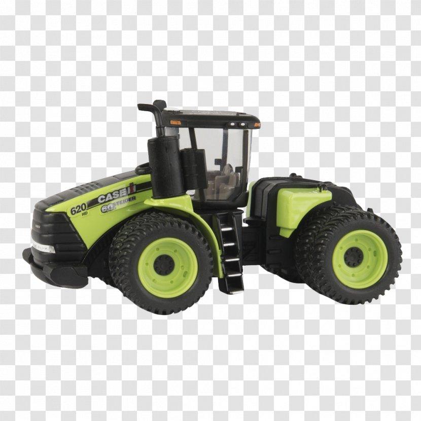 Tractor Case IH STX Steiger Farmall - International Harvester Transparent PNG