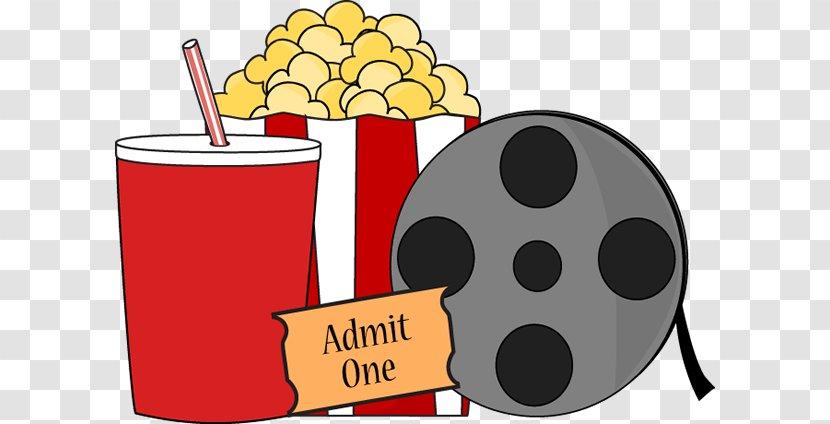 Film Ticket Cinema Clip Art Food Watch Movie Cliparts Transparent Png
