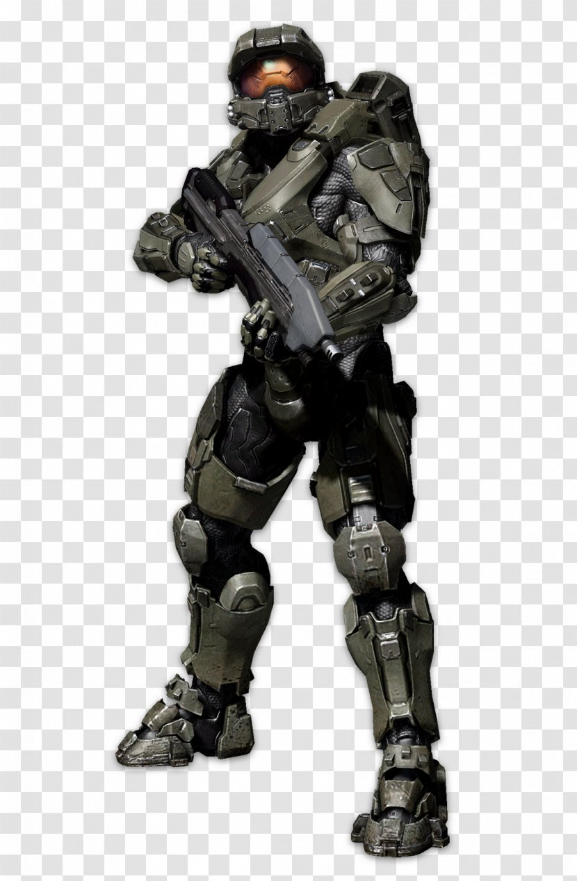 Halo 4 Master Chief Cortana Doomguy Clipart Transparent Png