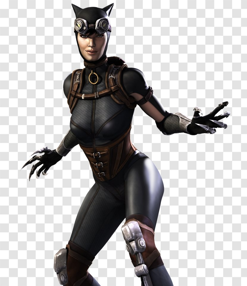 Injustice Gods Among Us Injustice 2 Catwoman Batman Doomsday Action Figure Transparent Png