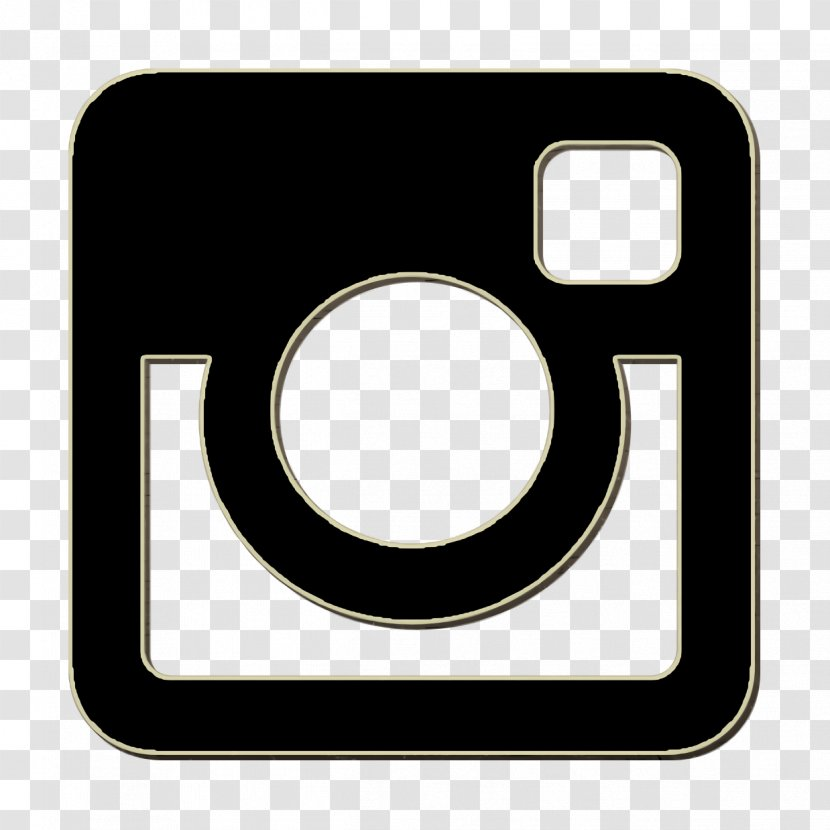 Social Icons Icon Instagram Network Logo Of Photo Camera Symbol Rectangle Transparent Png
