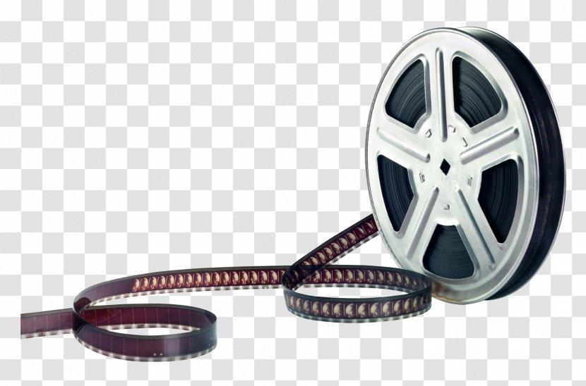 Film Reel Clip Art - Wheel Transparent PNG