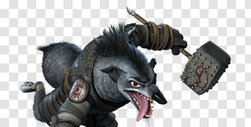 Wolf Boss Viper Lord Shen Oogway Po Tigress Kung Fu Panda Transparent Png