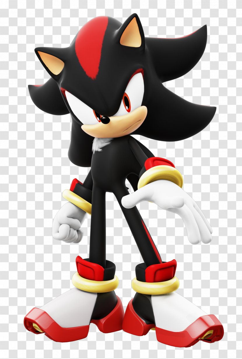 Shadow The Hedgehog Sonic Adventure 2 Heroes 3d Transparent Png