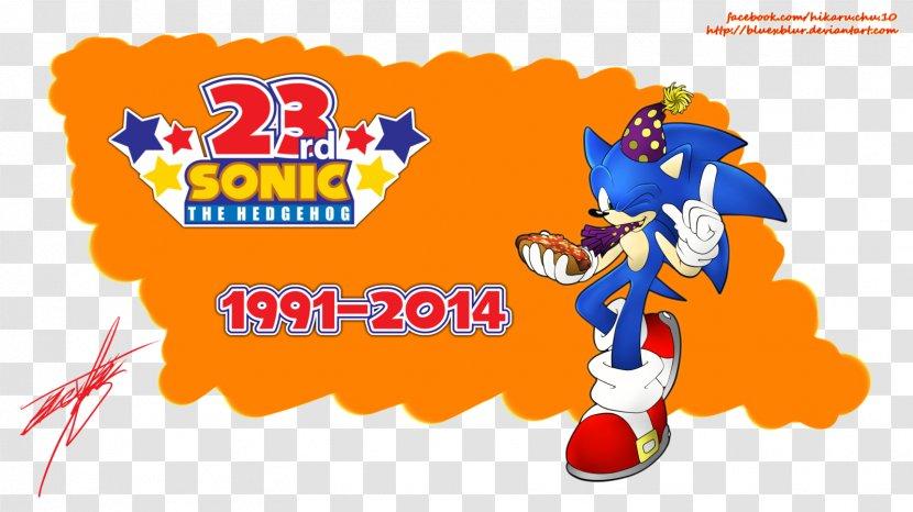 sonic the hedgehog video game logo