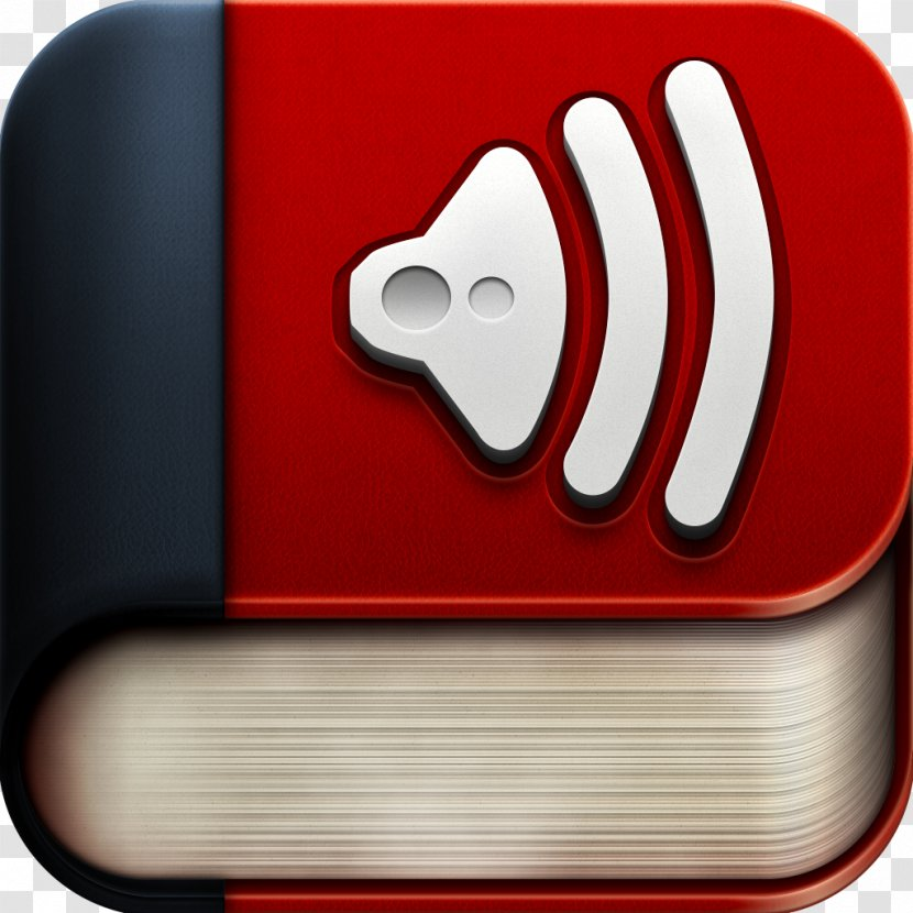 Audiobook Online Chat EBuddy Brothersoft.com - Red - Brand Transparent PNG