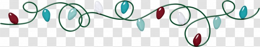 Christmas Lights Clip Art - Transparency And Translucency - String Transparent PNG