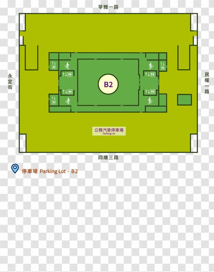 Floor Plan Brand Green Technology Parking Lot Transparent Png