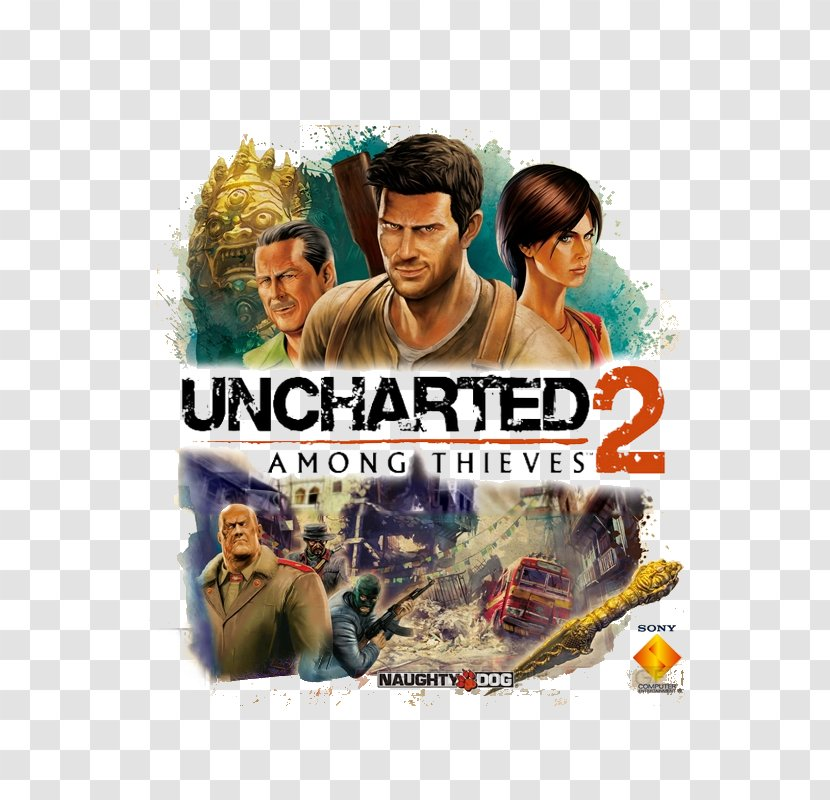 Uncharted 2 Among Thieves 3 Drake S Deception Uncharted The