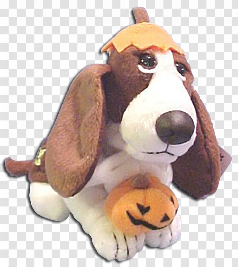 Basset Hound Puppy Stuffed Animals Cuddly Toys Canidae Pet Dog Transparent Png
