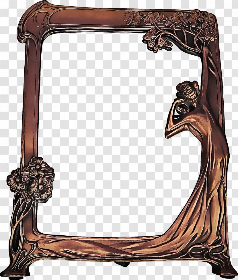 Wood Frame - Interior Design - Rectangle Transparent PNG