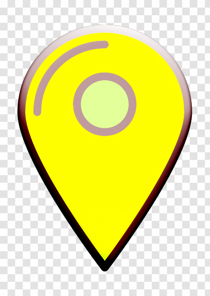 Location Icon Pin Icon UI Icon Transparent PNG