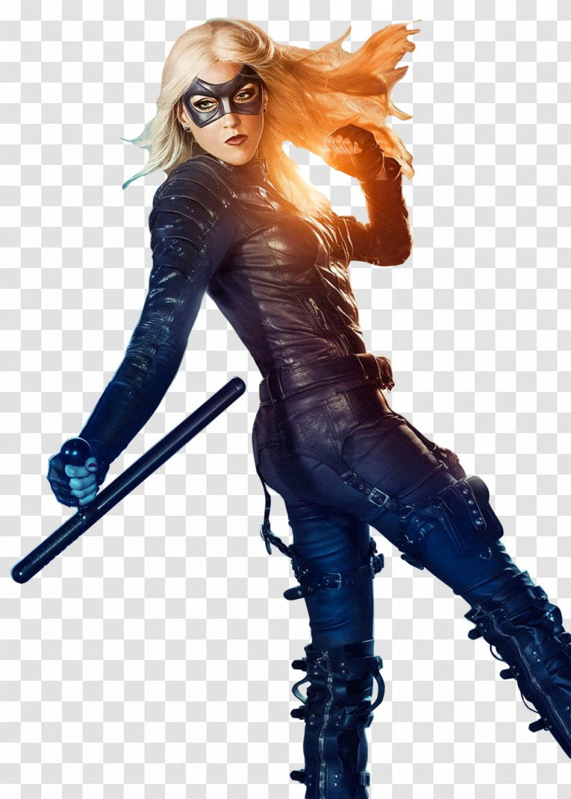 Black Canary Flash Superhero Comic Book Character Three Dimensional Transparent Png