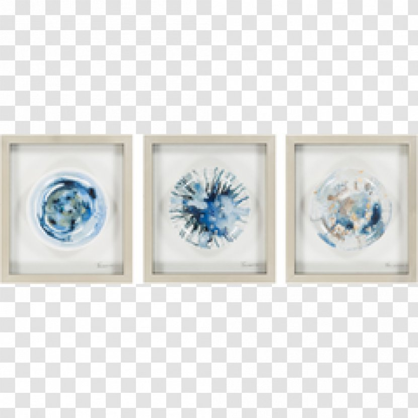 Ceramic Picture Frames Wall Decorative Arts Painting Three Piece Transparent Png,American Airlines Baggage Allowance Premium Economy