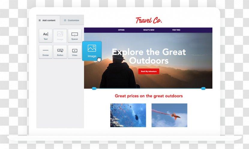 Responsive Web Design Html Email Adobe Dreamweaver Template Generator Brand Transparent Png