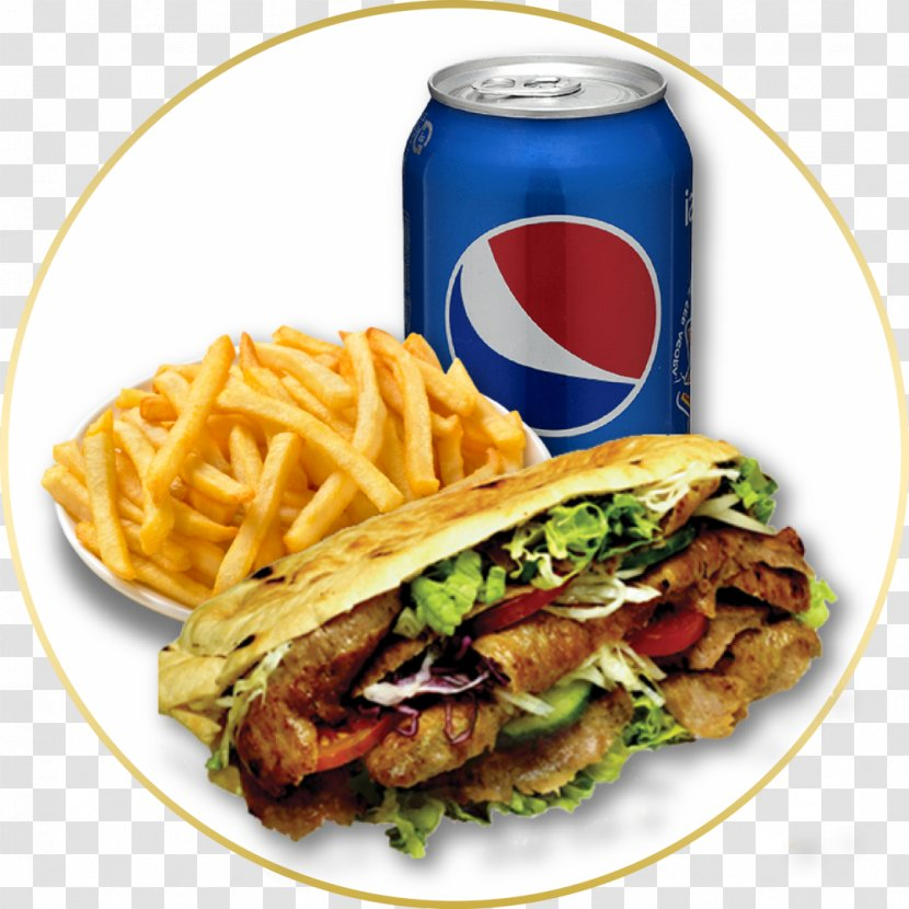 Doner Kebab Wrap Take Out Turkish Cuisine Roast Chicken Salad Transparent Png
