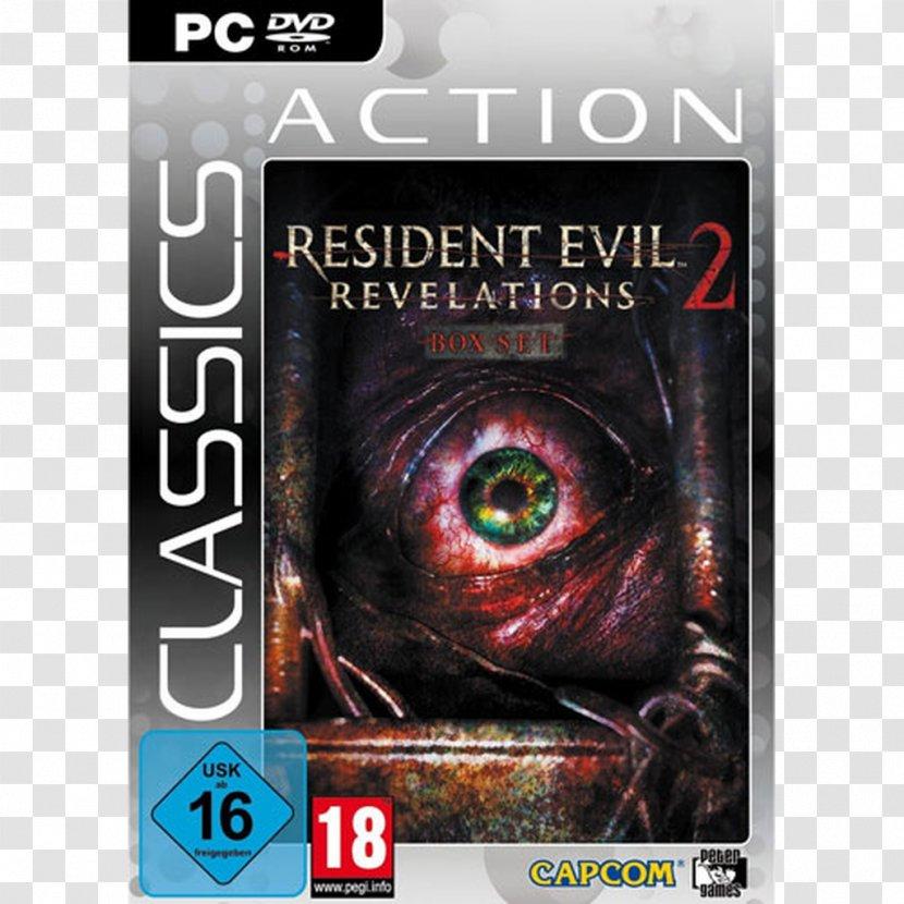 Resident Evil Revelations 2 Evil 5 Claire Redfield Chris Transparent Png