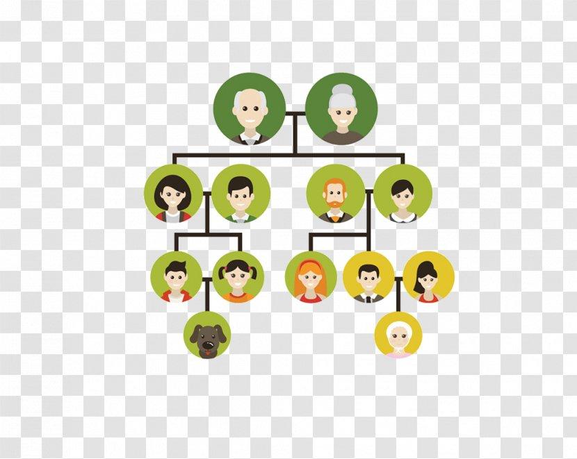 Family Tree Genealogy Ancestor Transparent PNG