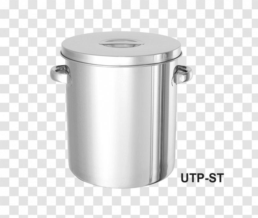 Small Appliance Lid Metal - Stock Pot - Design Transparent PNG