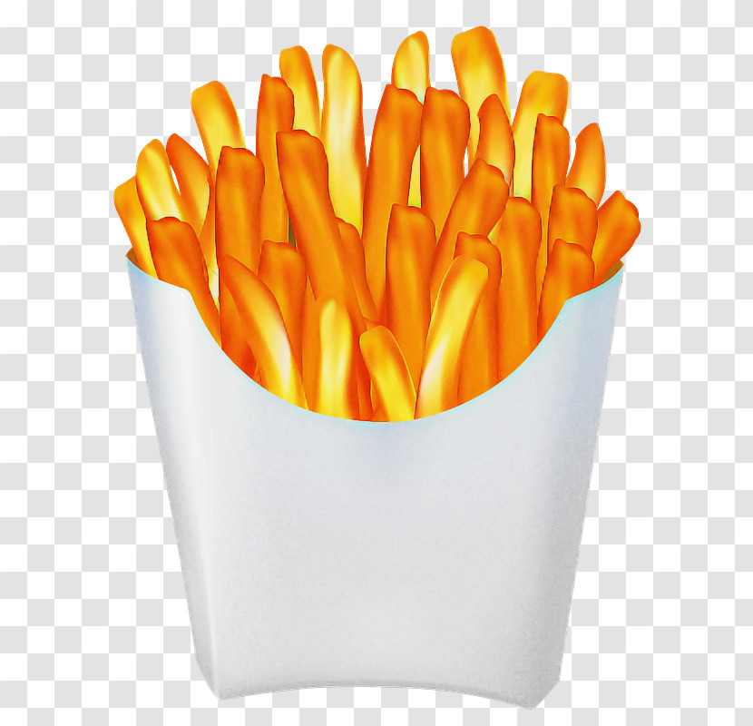 French Fries Transparent PNG