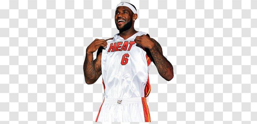 LeBron James Miami Heat Jersey South