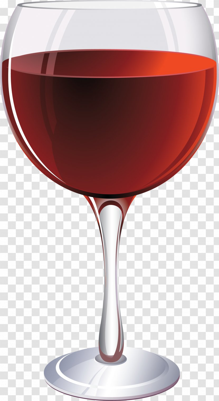 Red Wine Cocktail Champagne Clip Art Glass Image Transparent Png