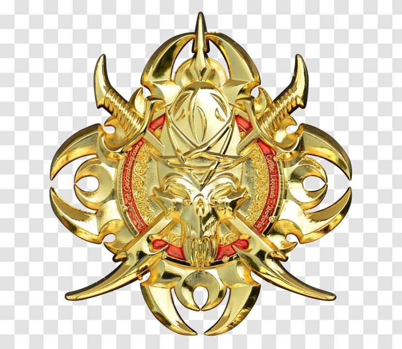01504 Gold Symbol Transparent PNG