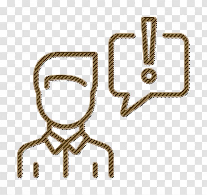 Teamwork Icon Man Icon Transparent PNG