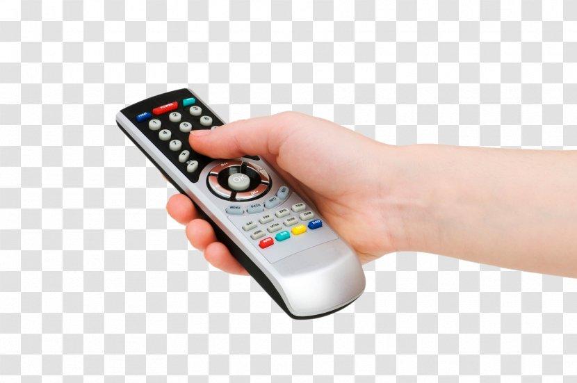 Remote Controls Television Set Digital DIRECTV - Electronics Accessory - Watching Tv Transparent PNG