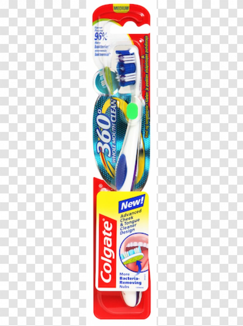 Toothbrush Accessory Colgate 360° Whole Mouth Clean Transparent PNG