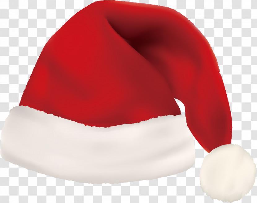 Christmas Hat Santa Hat Santa Clause Hat Transparent PNG