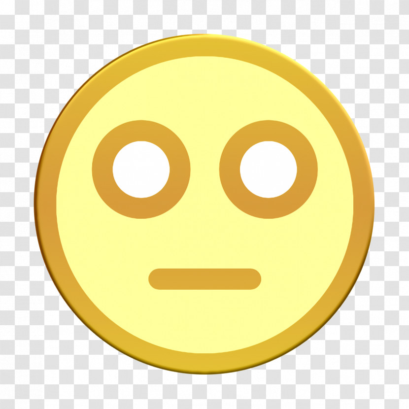 Smiley And People Icon Flushed Icon Transparent PNG