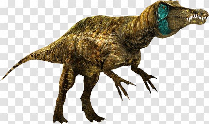 Zoo Tycoon 2 Tyrannosaurus Baryonyx Velociraptor Spinosaurus - Organism - Jurassic World Transparent PNG