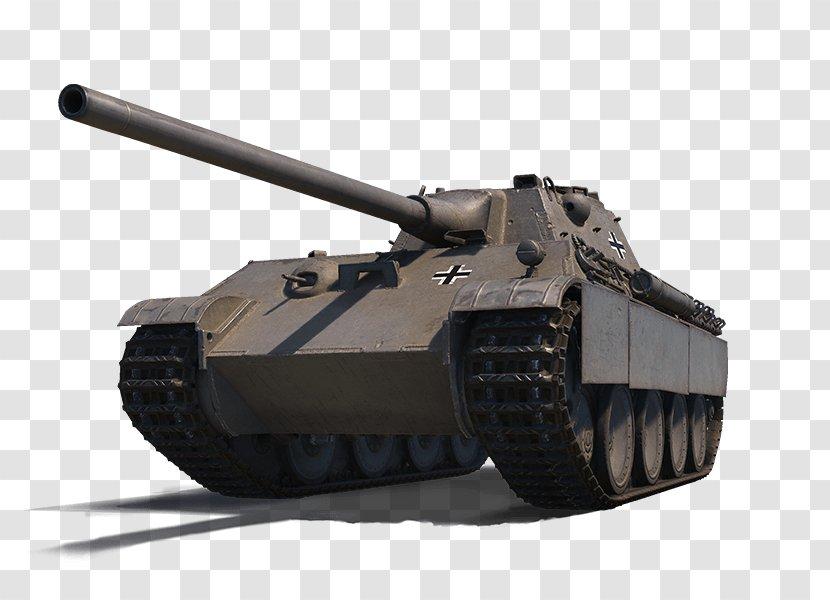 World Of Tanks Panther Tank 8.8 Cm Flak 18/36/37/41 KwK 43 Transparent PNG