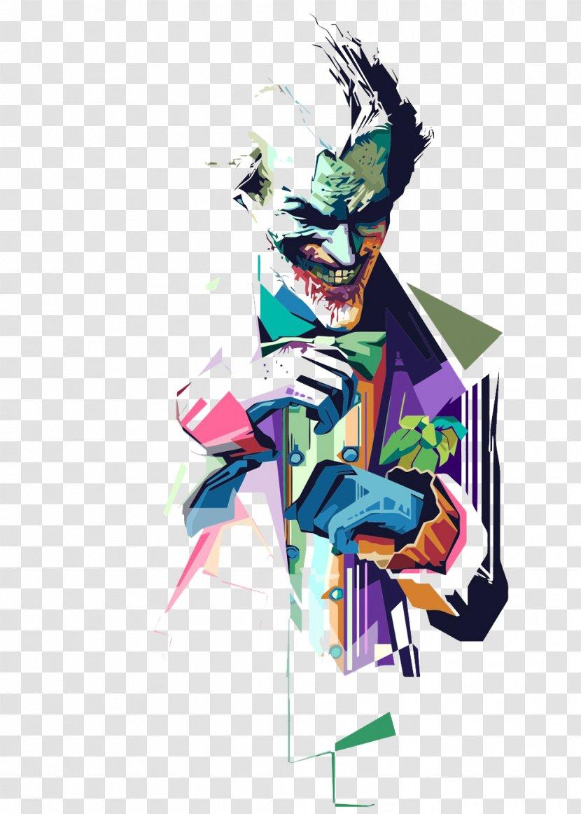 Joker Desktop Wallpaper Android Transparent PNG