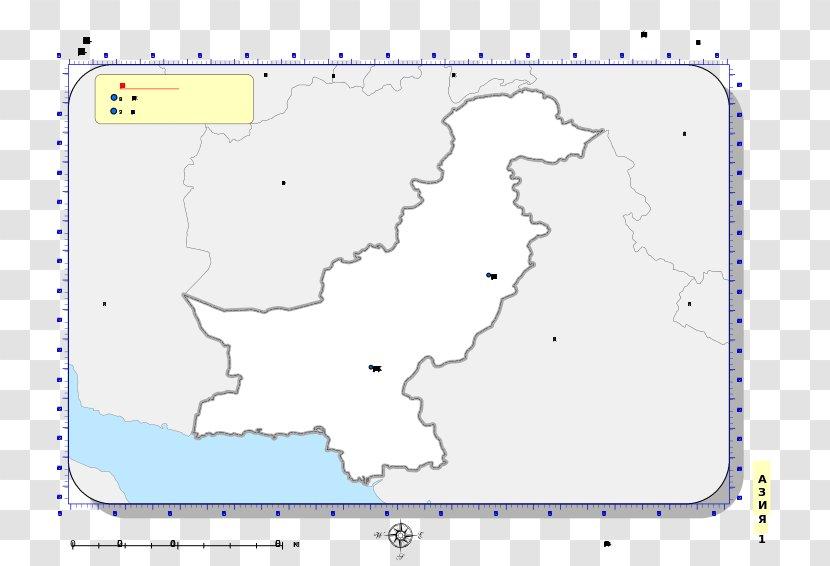 Blank Map Curve Line - Diagram Transparent PNG