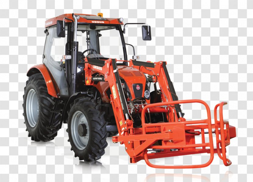 Tractor John Deere Ursus C-360 - Zetor Transparent PNG