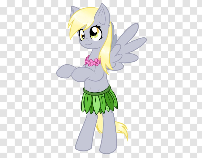 My Little Pony Derpy Hooves Horse - Watercolor - Night Glitter Sky Transparent PNG