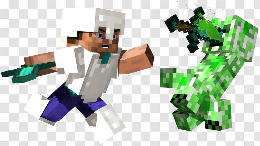 Minecraft Steve Roblox Herobrine Creeper Transparent Png