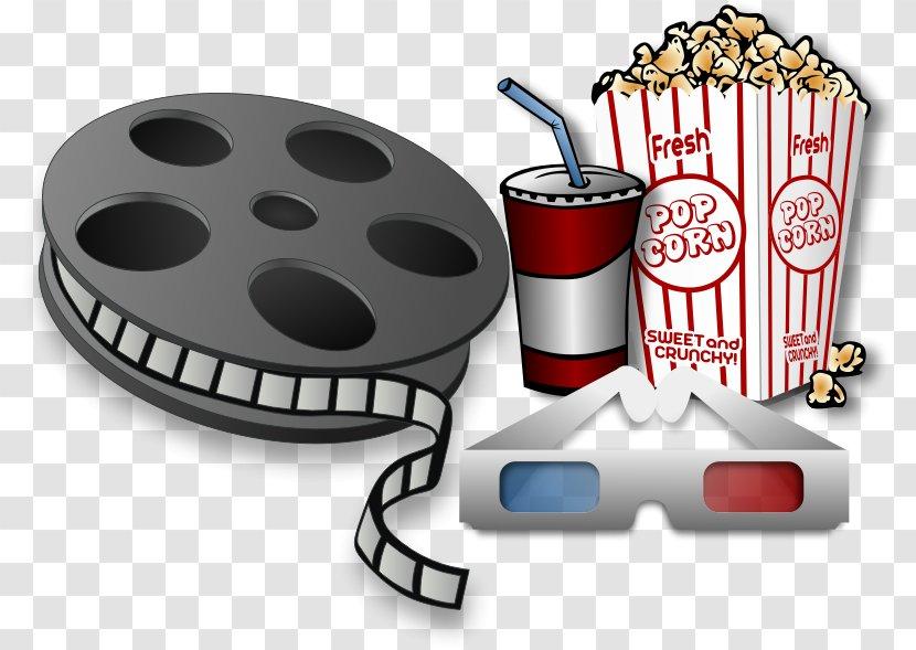 Art Film Reel Cinema Clip - Gnokii Transparent PNG