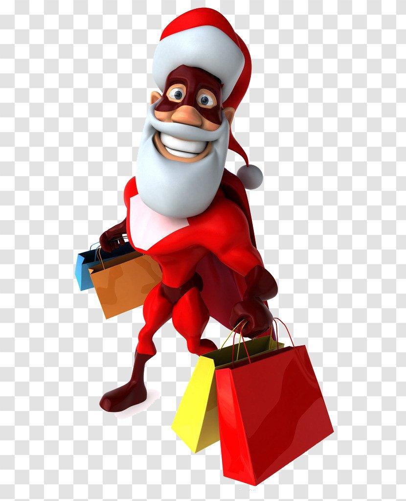 Santa Claus Christmas Suit Illustration - Hat - Of Transparent PNG