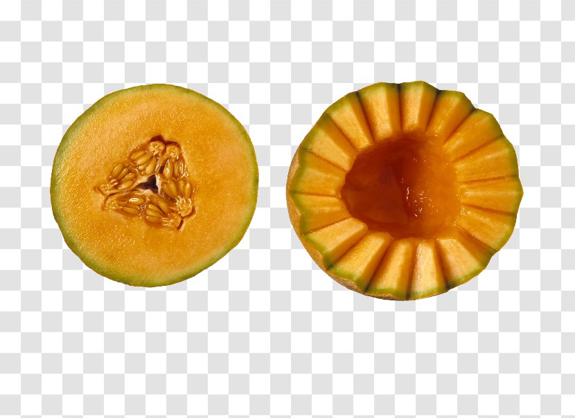 Cantaloupe Yubari King Melon Fruit Transparent Png There are 53 calories in 1 cup, cubes (5.5 oz) of cantaloupe melons, raw. pnghut com