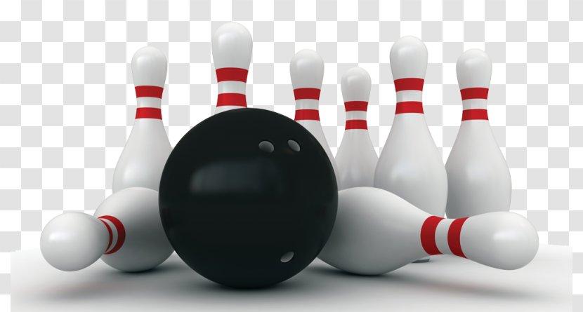 Bowling Pin Balls Skittles Ten-pin - Pins Transparent PNG
