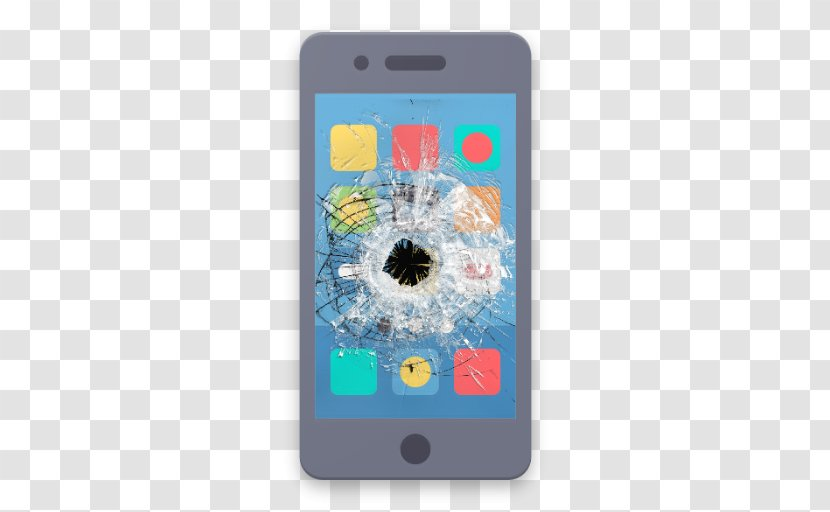 Smartphone Screen Prank Android Application Package Practical Joke - Computer Monitors Transparent PNG