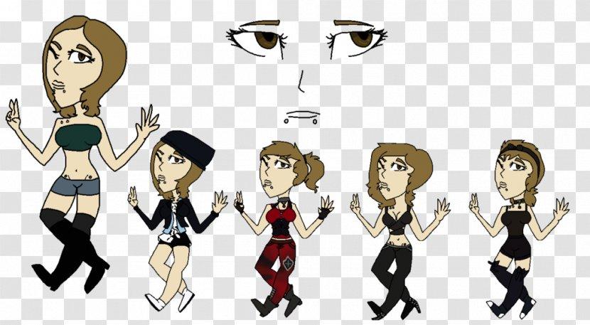 Clothing Accessories Homo Sapiens Human Behavior Clip Art Cartoon Coraline Transparent Png