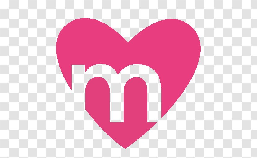 Pink M Valentine S Day Yahoo Mail Logo Clip Art Tree Transparent Png