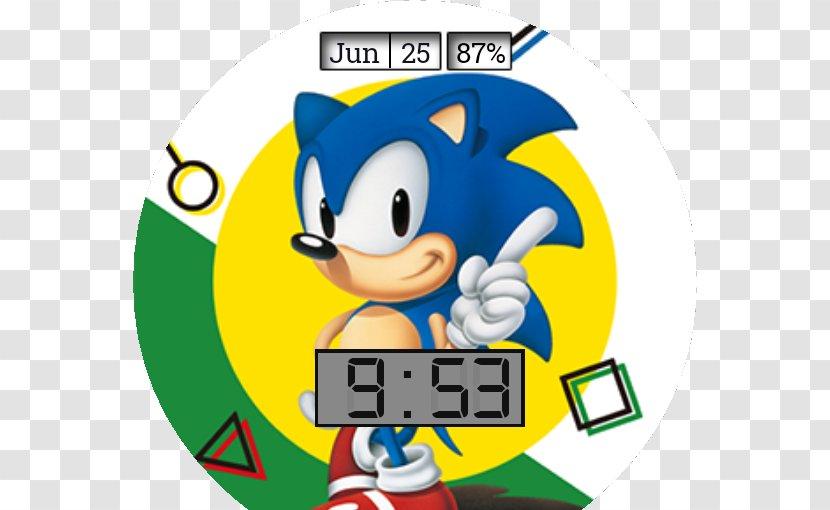 Sonic The Hedgehog 2 3 Cd Mania Classic Bb8 Cartoon Transparent Png