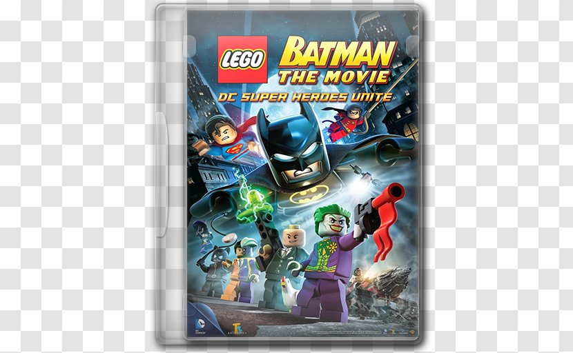 Lego Batman 2 Dc Super Heroes Batman The Videogame Flash Lex Luthor Fictional Character Transparent Png